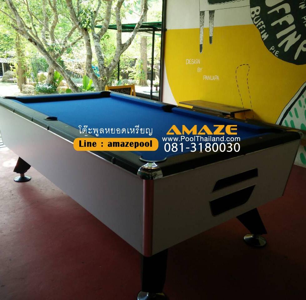 ร้านหลงป่า poolthailand.com โต๊ะพูลเชียงใหม่ โต๊ะพูล 081-3180030 Line : amazepool